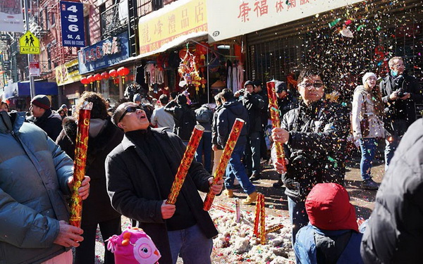 chinas new year paris