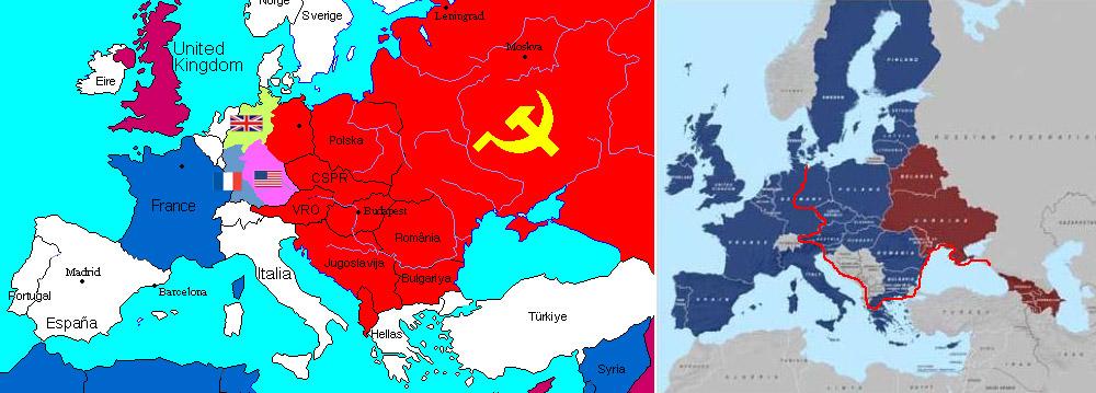 Европа1946-2016