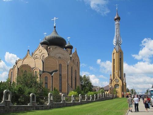 Церковь Святого Духа. Белосток.