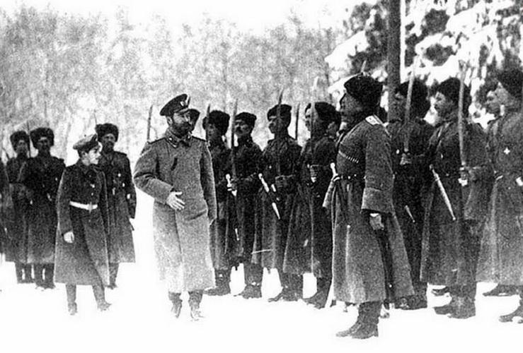 Роль императорской гвардии в Февральской революции 1917 года