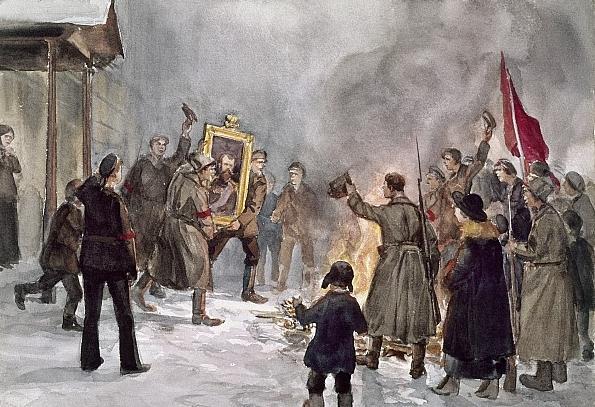 Февральская революция 1917 года в воспоминаниях посла Французской республики М. Палеолога