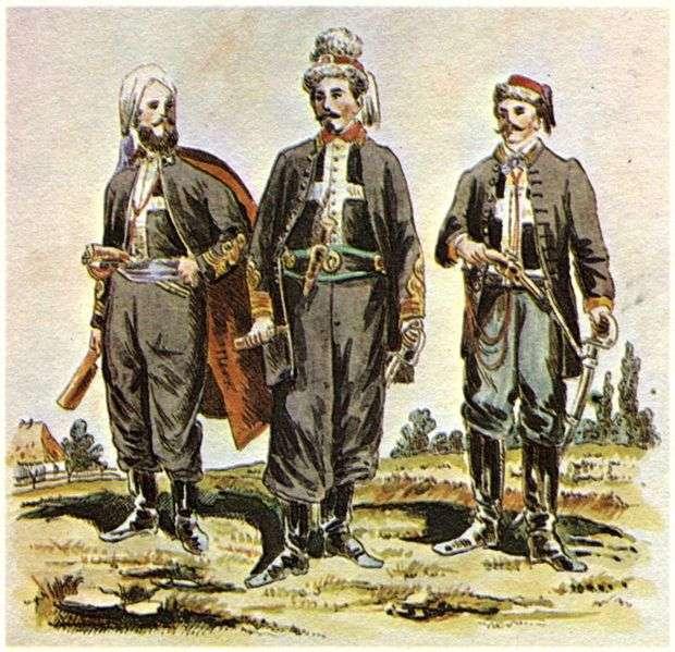 «Мятеж детей», или к вопросу об участии студенческой и учащейся молодежи в восстании 1863 г.