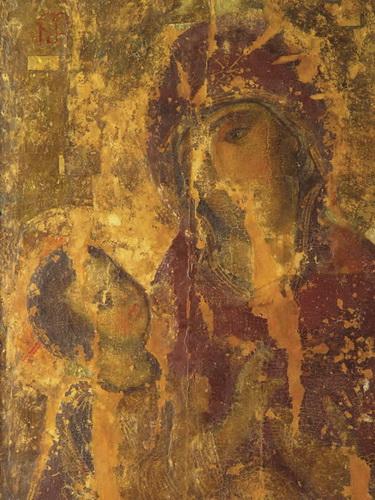 Холмская икона Божией Матери. 1259 год