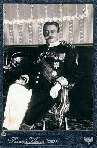 Генеральный консул Российской империи в Тегеране И.Ф. Похитонов