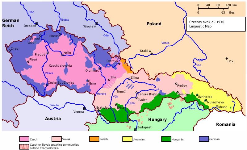 Czechoslovakia 1930