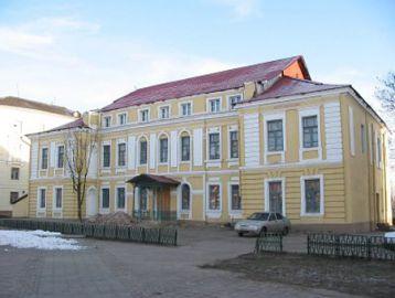 К историко-архитектурным достопримечательностям Могилева относится и...