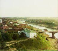 Витебск. 1909 г. Прокудин-Горский
