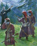 Убийство униатами преподобномученика  Афанасия Брестского (Филипповича)