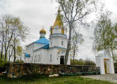 1. д. Ручица. Успенская церквь.