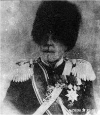 14. генерал-лейтенант А.Н. Сухомлинов