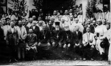 Участники Мараморош-Сиготского процеса, 1924г. После суда, спустя 10 лет.