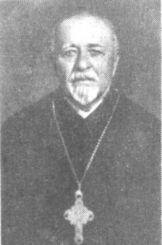 Протоиерей Кассиан Богатырец  (Богатырец Кассиан Дмитриевич)  (1868-1960)