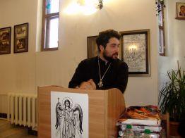 Священник Алексей Хотеев