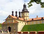 Отреставрированный замок Радзивилов в Несвиже - символ мифа о белорусской шляхте