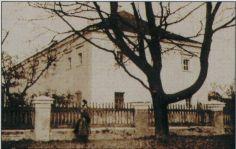 Быховская тюрьма. Здание бывшей женской гимназии.